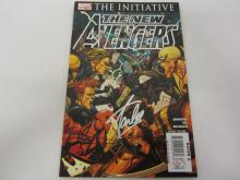 STAN LEE MARVEL SIGNED AUTOGRAPHED COMIC BOOK CERTIFIED PAASAA.COM