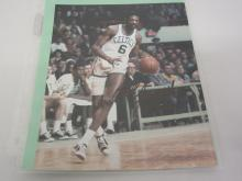 BILL RUSSELL BOSTON CELTICS SIGNED AUTOGRAPHED 8X10 PHOTO CERTIFIED COA