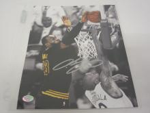 LEBRON JAMES CLEVELAND CAVALIERS SIGNED AUTOGRAPHED 8X10 PHOTO CERTIFIED PSASCERT.COM