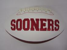 Lot 66: BAKER MAYFIELD SIGNED AUTOGRAPHED SOONERS FOOTBALL COA