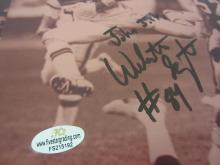 Lot 89: (5)WEBSTER SLAUGHTER SIGNED AUTOGRAPHED BROWNS 8X10 COA