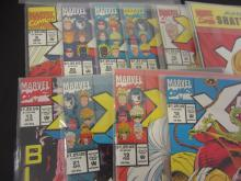 Lot 126: (10)X-FORCE MARVEL COMIC BOOKS