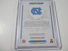 Lot 194: 2015 PANINI FOOTBALL ERIC EBRON PIECE OF GAME USED JERSEY CARD 4/49