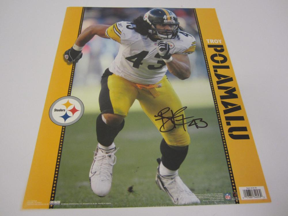 8bbf1ec473e Football Autographs for Sale at Online Auction | Rare Memorabilia ...