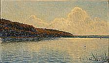 Albert Wang : Scene from Furesø Lake, Denmark.