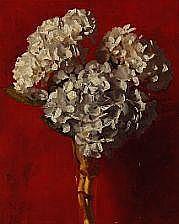 Thomas Cooper Gotch: Still life. Signed T. C.