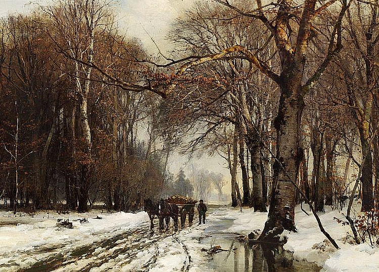 A. Andersen-Lundby: Thaw.