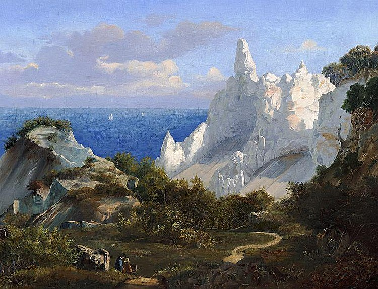 Louis Gurlitt: View of