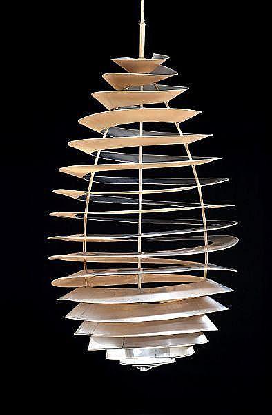 poul henningsen artwork for sale at online auction poul. Black Bedroom Furniture Sets. Home Design Ideas