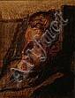 Kristian Zahrtmann: Portrait of the Danish painter, Carl Thomsen, Click for value