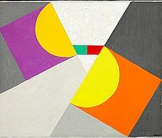 Vilhelm Bjerke-Petersen: Kvadratkontakt (Square