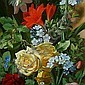 O. D. Ottesen: A group of flowers. Signed O.D., Otto Diderich Ottesen, Click for value