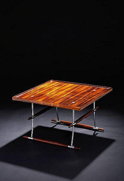 Jens H. Quistgaard: Coffee table.
