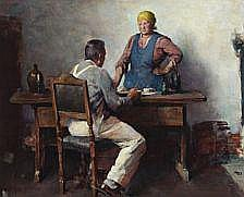 Herman Vedel :