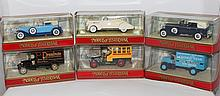 A Selection of Boxed Matchbox Models of Yesteryear Die Cast Models ,