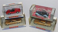 A Selection of Die Cast Dinky Boxed Models ,