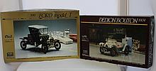 A Selection of Vintage Union Scale Model Kits,