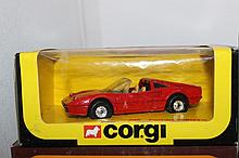 A Selection of Die Cast Corgi Boxed Models,