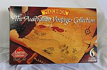 Matchbox The Australian Vintage Collection Boxed Die Cast Models