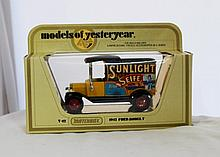 A Good Sunlight Models of Yesteryear Boxed Die Cast Model