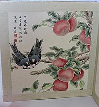 Attributed to Zhu Xia An Artist's Book ,