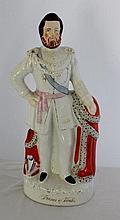 A Staffordshire Figure