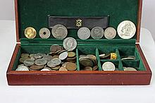 A Selection of Vintage Coins of The World