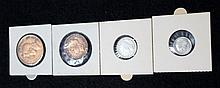 A Selection of Australian Coins,