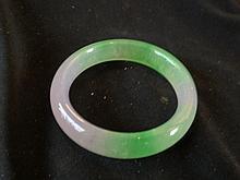 A Good Chinese Jade Bangle