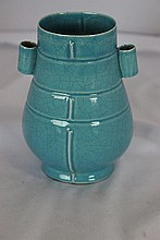 A Chinese Eggshell Vase