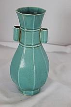 A Chinese Eggshell Vase