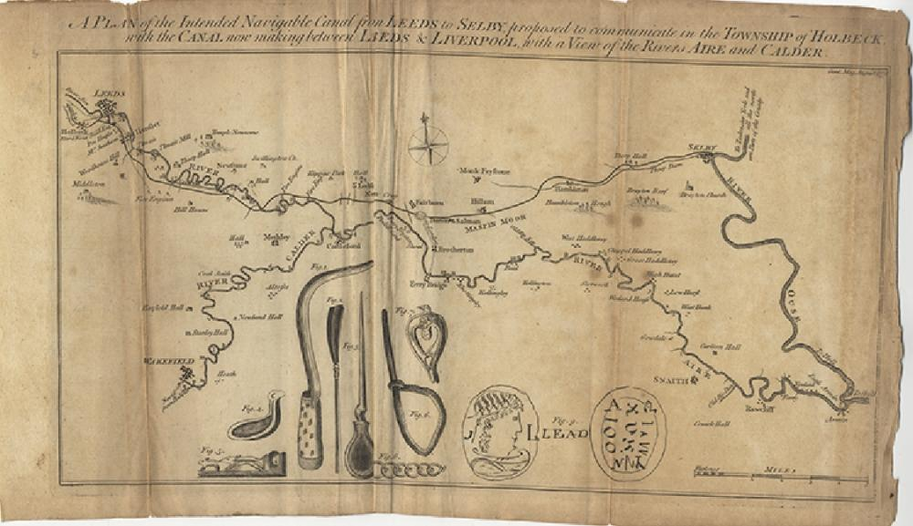 1774 CANAL MAP
