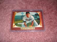 1955 Bowman Willie Miranda Ex-Vg Condition Baltimore Orioles