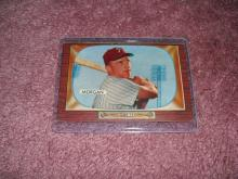 1955 Bowman Bob Morgan Ex-Vg Condition Philadelphia Phillies