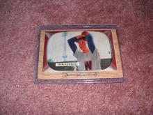 1955 Bowman Gus Keriazakos Ex-Vg Condition Washington Senators