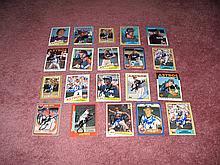 Houston Astros Autogrpah 20 Card Team Lot