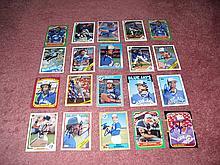 Toronto Blue Jays Autograph 14 Card Team Lot