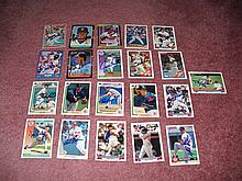 Boston Redsox Autograph 20 Card Team Lot