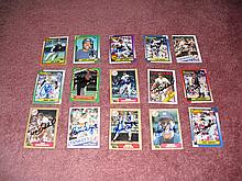 New York Yankees Autograph 14 Card Team Lot