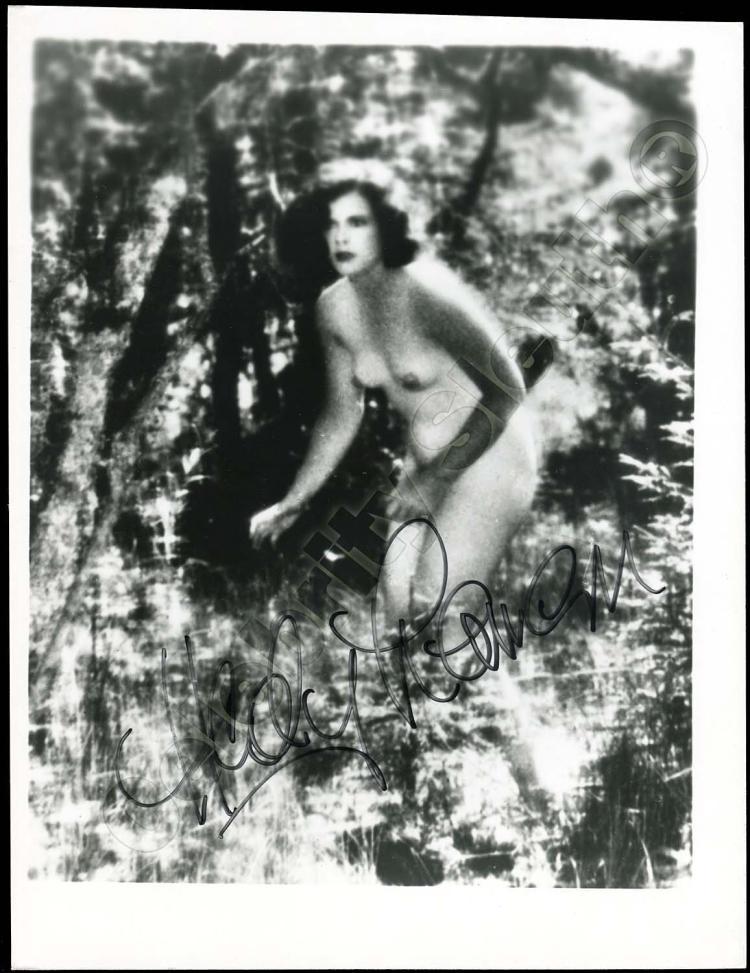 Hedy lamarr in the nude