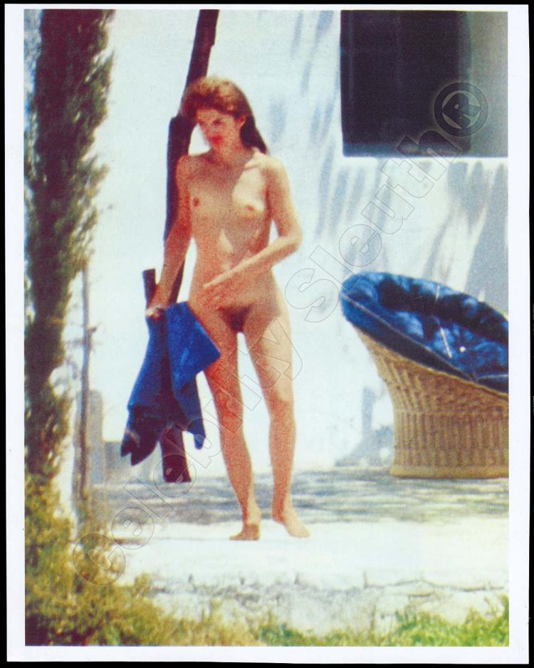 Jackie kennedy nude photos