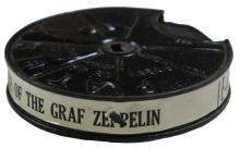 1920s-30s 'THE CRUISE OF THE GRAF ZEPPELIN' PATHEX FILM