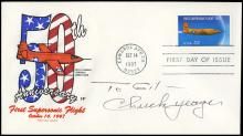 1997 TEST PILOTS SIGNED COVERS (x11)