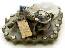 1959-65 EARLY TITAN 1 ROCKET FLIGHT CERTIFIED GEARBOX ASSEMBLY & SOLENOID
