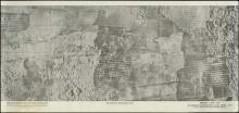 1969 APOLLO 11 DESCENT MONITORING CHARTS (x2)