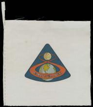 1968-69 APOLLO 7, 8 & 9 BETA CLOTH PATCHES
