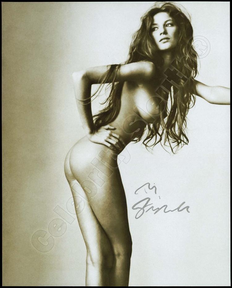 Jill Goodacre  nackt