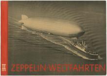 c.1935 'ZEPPELIN-WELTFAHRTEN' (2 VOLS)