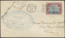 1930 AVIATRIX GLADYS O'DONNELL SIGNED COVER