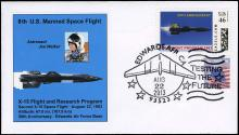1962-2013 SELECTION OF X-15 RELATED COVERS